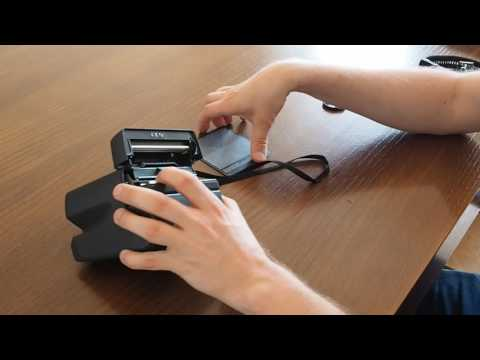 How To Change Or Remove A Film Pack From A POLAROID Camera Without Ruining The Film