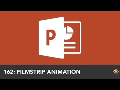 Create a Filmstrip Loop Animation in PowerPoint | Everyday Office 052