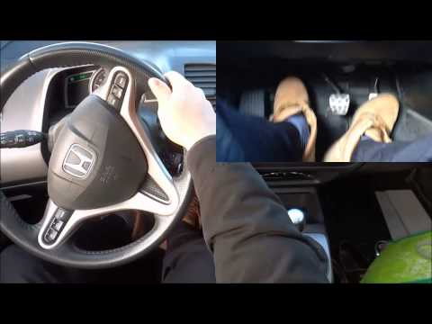 How To Downshift In A Manual Car-Standard Driving Tutorial
