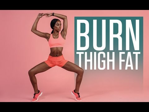 Secret to BURNING THIGH FAT (Hint: It's Not Cardio!)