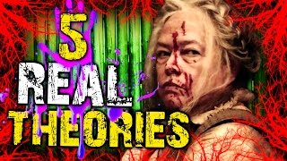 TOP 5 REAL Roanoke THEORIES! ☠ WTF!