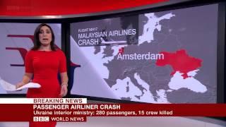 *HD* BBC World News Today: Flight MH17 - 17th July 2014