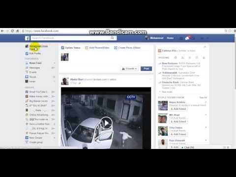 How To Change Facebook Relationship Status 2015 Hindi/urdu