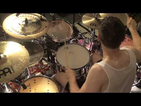 Alex Rudinger (Drum Playthrough) - Cause For Concern