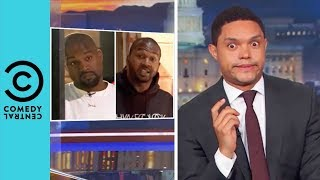 Kanye West Gets Slammed By TMZ Staffer | The Daily Show With Trevor Noah