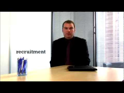 Graduate job advice on the Recruitment sector