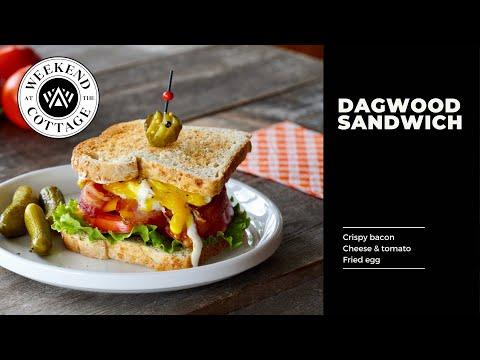 American Classic - The DAGWOOD SANDWICH recipe!