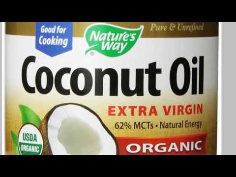 Where to Buy Coconut Oil - Nature's Way Extra Virgin Organic Coconut Oil, 32 Ounce
