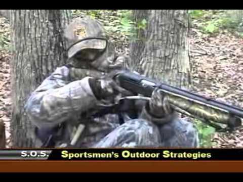 Sportsmen's Outdoor Strategies - Diane Hafford of Rocky Branch Outfitters Hunts Turkey