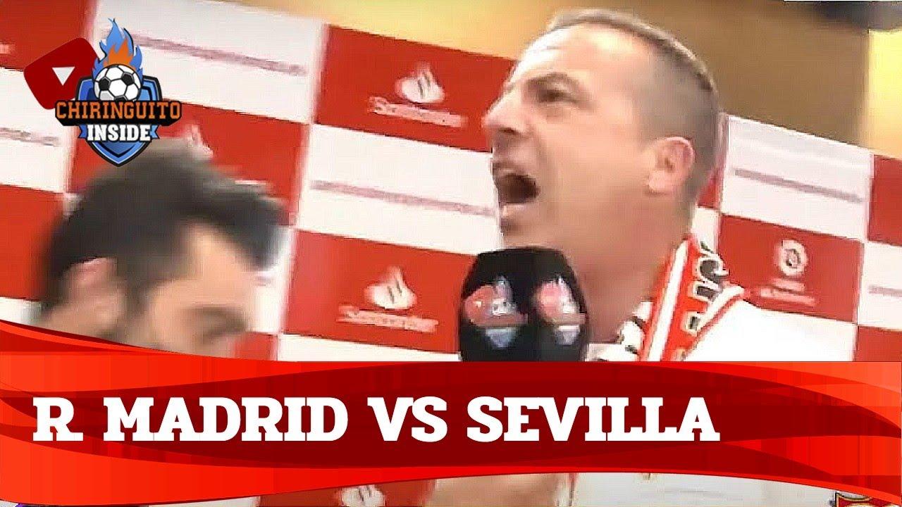 REAL MADRID - SEVILLA con EL CHIRINGUITO | LaLiga en juego