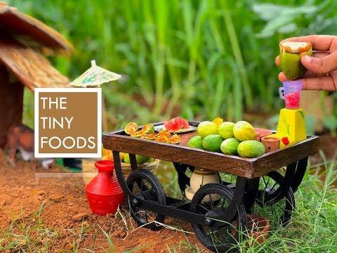 E30 || Watermelon Juice || Watermelon Milkshake || The Tiny Foods