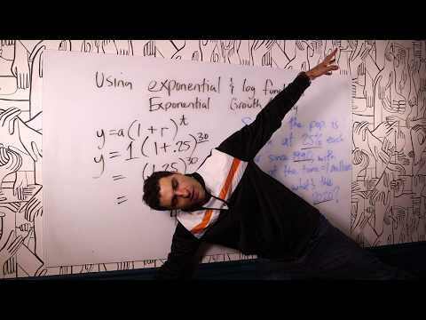 Algebra 2 – Using Exponential and Logarithmic Functions
