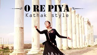 O Re Piya from Aaja Nachle  (kathak style indian dance)