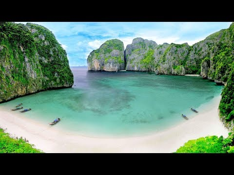 Trip to Maya Bay from Patong Beach   Phuket, Thailand   March, 2018