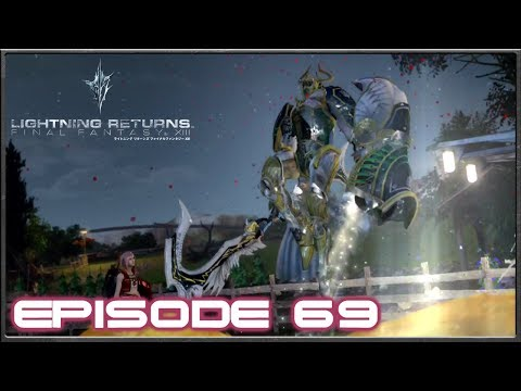 Lightning Returns: Final Fantasy 13 - Search For The Grail, Odin's Lost Friends - Episode 69