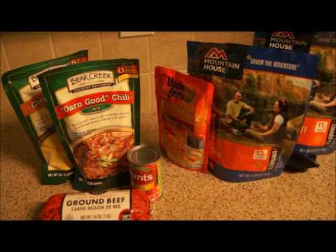 The best tasting and cheapest backpackers dehydrated meals?