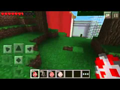How to get Spawn Eggs in Survival MCPE 0 7 0