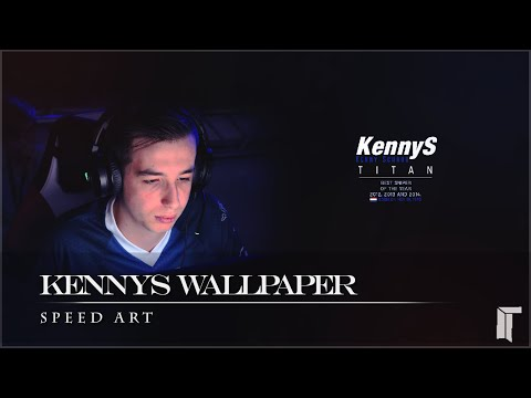 SpeedArt - KennyS Wallpaper