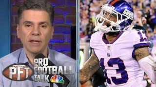 Patriots aggressively pursued Odell Beckham Jr. trade last year   Pro Football Talk   NBC Sports