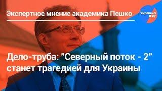 """Мнение: """"Северный поток - 2"""" это трагедия Украины"""