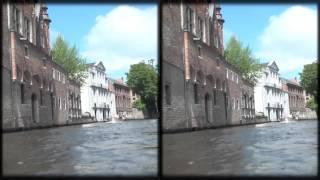 Bruges In Hd 3d Side By Side Format For Google Cardboard