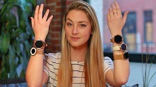 Best Smartwatch For Women 2016!