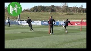 Marcus Rashford scores wonder goals in England training | HaytersTV