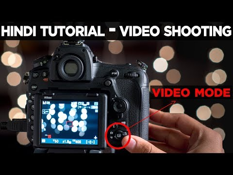 Videography in Hindi | How to SHOOT A VIDEO on your DSLR Camera | Film Making Tutorial