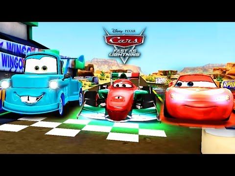 www disney pixar cars 2 games