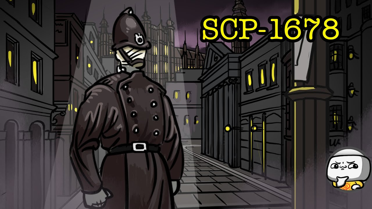 SCP-1678 UnLondon (SCP Animation)