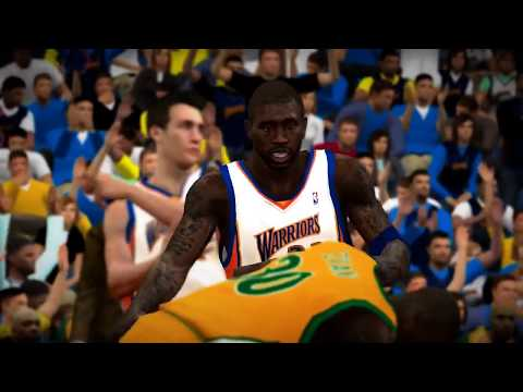 NBA 2K12: Greatest of All Time