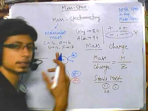 Mass spectrometry part 1 : introduction