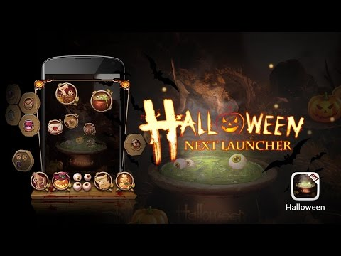 Next Launcher Theme Halloween Android Apk DOWNLOAD