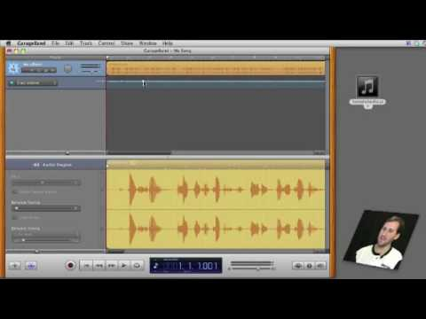 Editing Audio Files in GarageBand (MacMost Now 351)