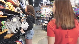 NO BUDGET Teen Shopping Spree At The Mall With Best Friend