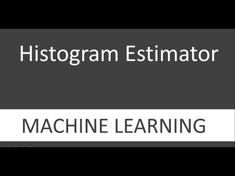 Histogram Estimator - Non-parametric Density Estimation in Machine Learning