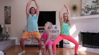 HILARIOUS DANCE CLASS WITH 4 YEAR OLD EVERLEIGH!!! (IMPOSSIBLE)