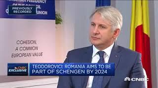 Romania joint to Schengen Area