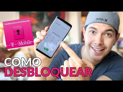 Como liberar un celular de T-Mobile - iPhone, Samsung, LG, Motorola, Galaxy, etc. - Como Desbloquear
