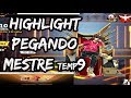Download  PEGUEI MESTRE TEMPORADA 9 DO OURO AO HEROICO - MELHORES MOMENTOS (HIGHLIGHT) FREE FIRE 2019 MP3,3GP,MP4