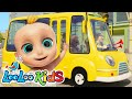 The Wheels On The Bus - Fun Songs for Children | LooLoo Kids Mp3