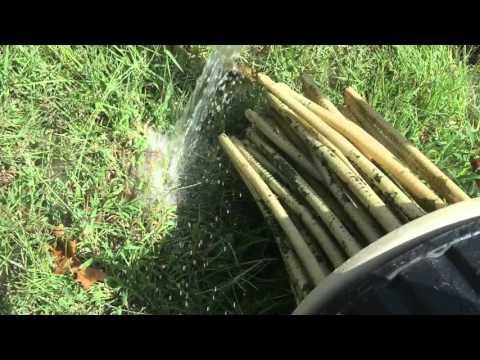 Hayward Perflex Filter Tube Washing & Cleaning