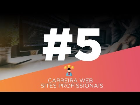 INICIANDO #5 [Carreira Web - Sites Profissionais]