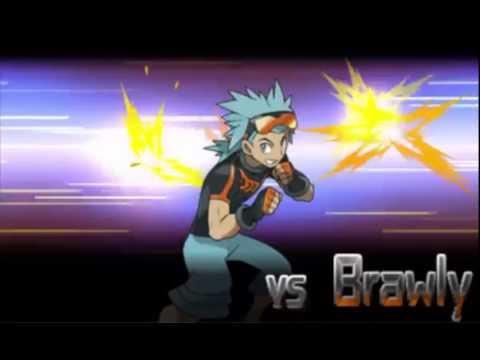 Pokémon Alpha Sapphire Walkthrough Part 11: Gym Leader Brawly