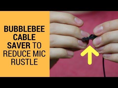 Bubblebee Cable Saver... More Like Life Saver