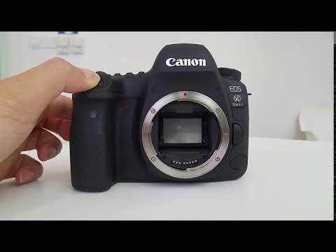 Canon EOS 6D Mark II 6.5fps Shooting [Raw + Jpeg]