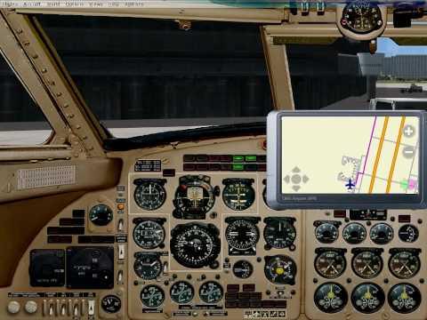 DBS Airport GPS for Microsoft Flight Simulator X