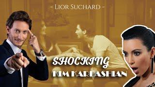 Master Mentalist Lior Suchard amazes kim kardashian on the tonight show