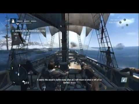 Assassin's Creed Rogue - PS3 Unlock All Cheats with Saving and During Mission