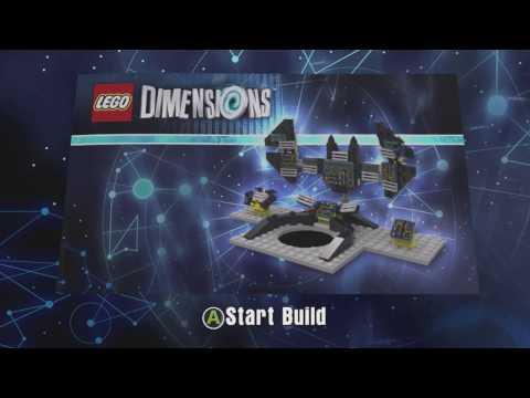 LEGO Dimensions 71264 The LEGO Batman Movie Bat-Computer Build Instructions